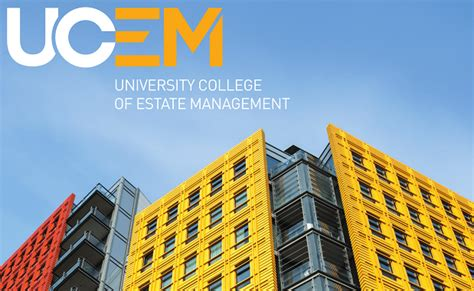 Mba Real Estate Management Uk by College Of Estate Management Programmes Excel