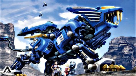 film robot hewan zoids wallpapers wallpaper cave