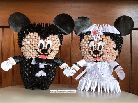 Mickey Mouse Origami - 17 best images about 欲しいもの on origami step by