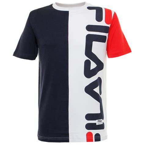 T Shirt Fila 2 fila shop cambiasso peacoat t shirt