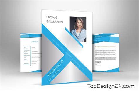 Lebenslauf Muster Mit Deckblatt topdesign24 bewerbung muster lebenslauf bewerbungsvorlage
