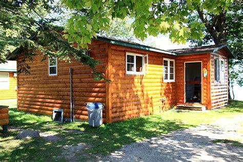 Leech Lake Cabins by Cabin 5 Big Rock Resort Leech Lake Minnesota