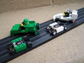 new lego car lego slot cars afx slot car motors with custom lego car