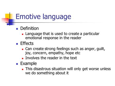 what is the definition of template how writers use language to influence the reader ppt