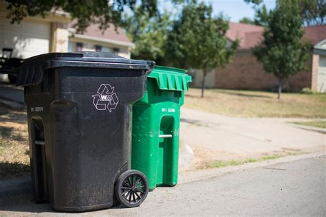 waste management informs flower mound of recycling issue news starlocalmedia com