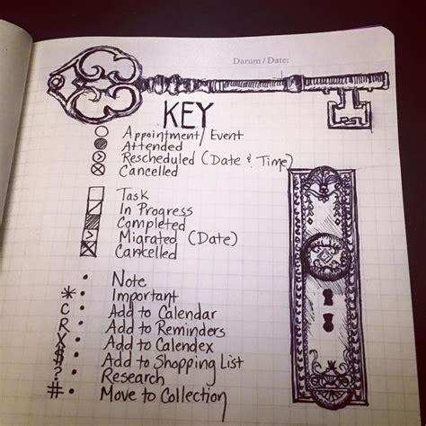doodle free make les 25 meilleures id 233 es concernant bullet journal key sur