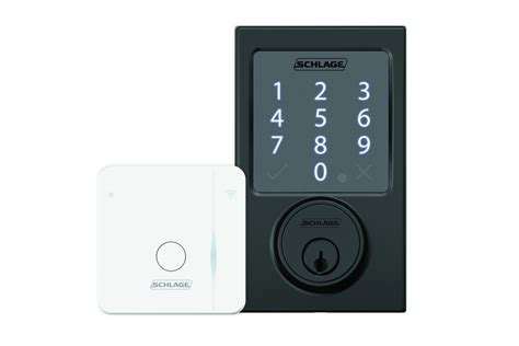phone locks for android android phones can now open schlage s premium smart lock aivanet