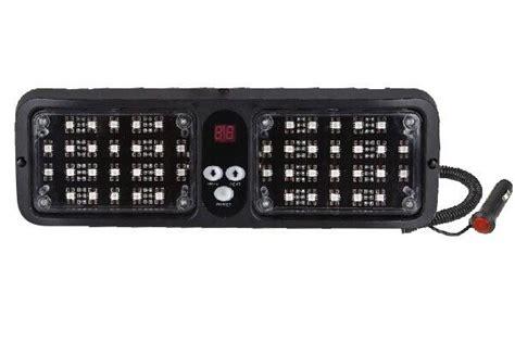 dart smd led visor light 32 best images about led deck dash and visor lights from