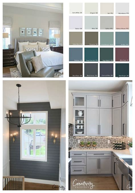 2019 paint color trends and forecasts bhg home blogger
