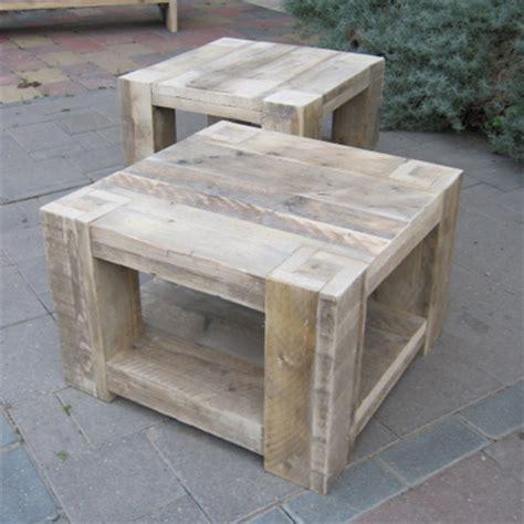 aquarium tafel maken steigerhouten salontafel steigerhouten meubelen