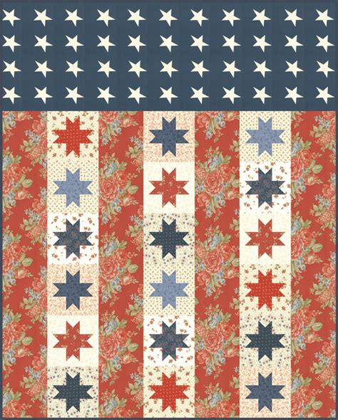 quilts of valor 171 modafabrics