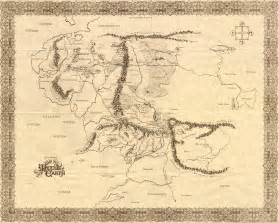 tolkien map middle earth war in middle earth map j r r tolkien
