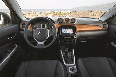 Suzuki Vitara Interior Suzuki Vitara 2015 Precios Y Equipamientos De Toda La