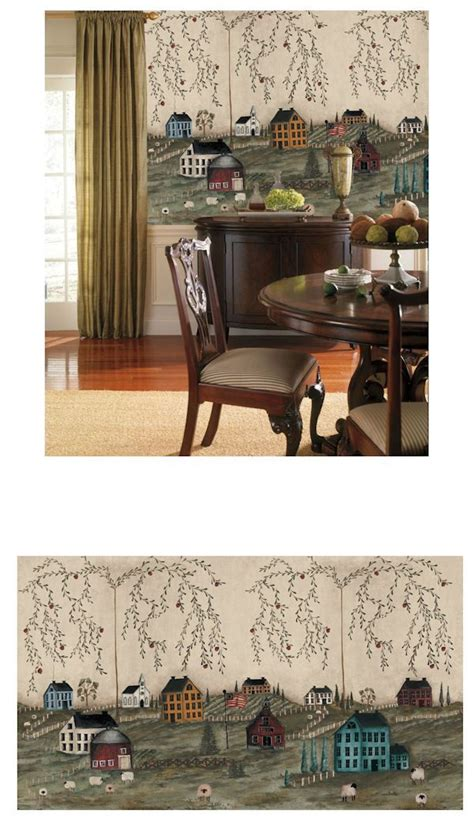 how to decorate a large wall designed decor primitive scenery xl wall mural wall sticker outlet xl