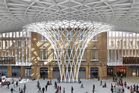 kings cross station western concourse architect