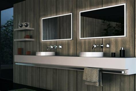 lo illuminazione 3 modi diversi per illuminare lo specchio da bagno