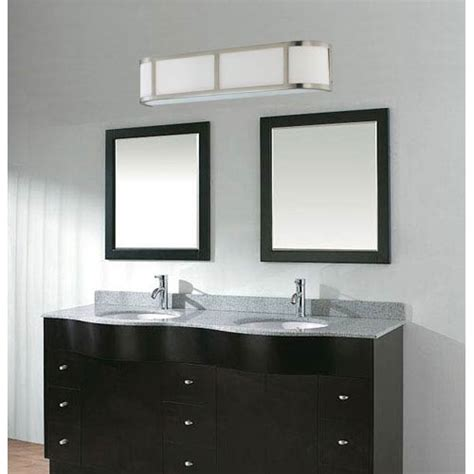 nuvo 60 2873 odeon 3 light bathroom light fixture in nuvo lighting odeon brushed nickel three light bath