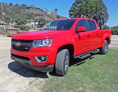 chevy colorado long bed 2015 chevy colorado can it steal fullsize truck thunder
