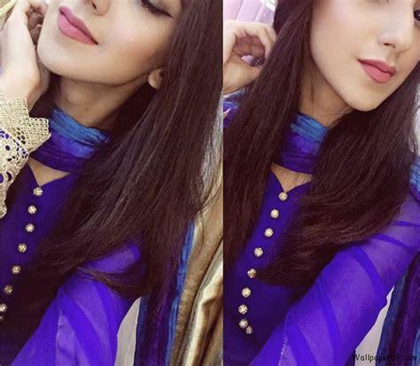 sweet girl in dp fb cute girl in royal blue dress fb dp image for girls