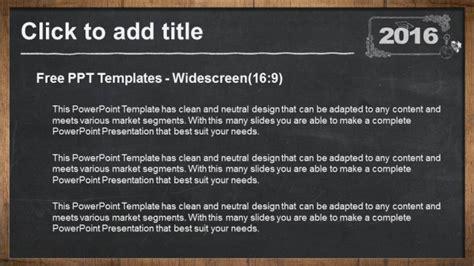 powerpoint 2007 blackboard themes 2016 concept on blackboard powerpoint templates