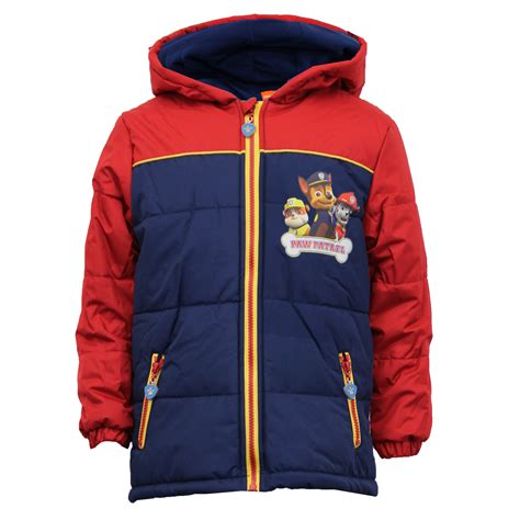 Jaket Me boys despicable me jacket coat padded nickelodeon