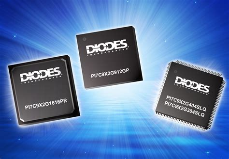 diodes inc automotive packet switches automotive qualified to aec q100 grade