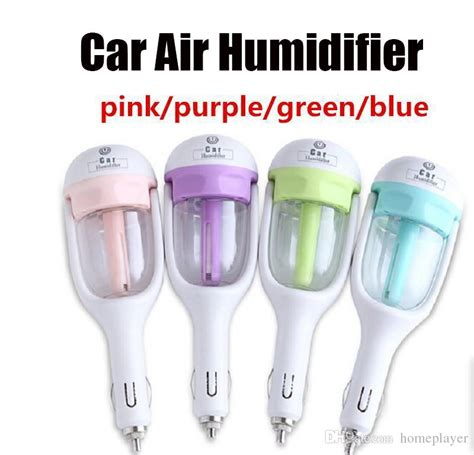 Aromatherapy Purifier Air Cleansing System 6 In 1 2018 nanum car air humidifier purifier air cleaning