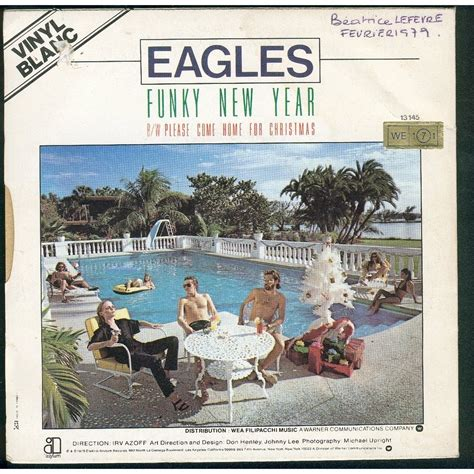 please come home for christmas funky new year by eagles