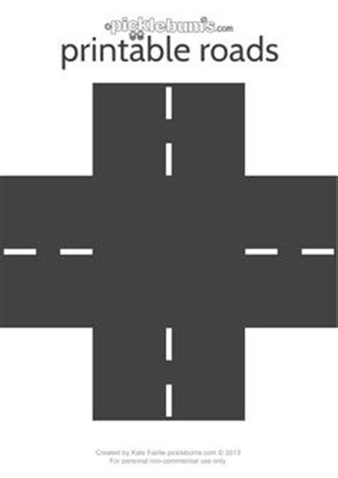 printable road tracks 1000 images about vervoer verkeer on pinterest autos