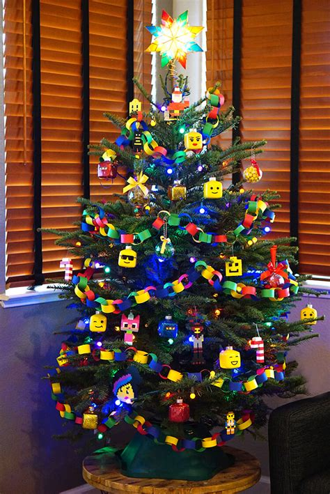 St Patrick S Day Home Decorations kids lego themed christmas tree happiness is homemade