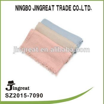 ningbo shenzhou knitting co ltd 2015 style pashmina knitting patterns fashionable