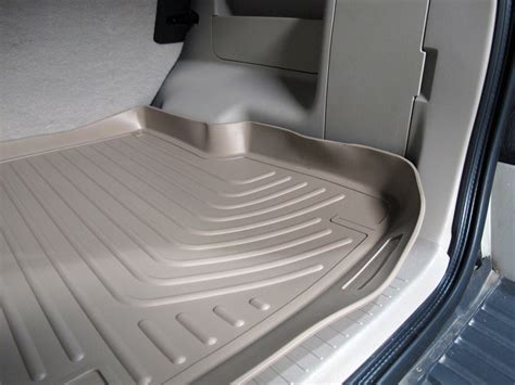 2003 Ford Escape Floor Mats by Husky Liners Weatherbeater Custom Cargo Liner Husky