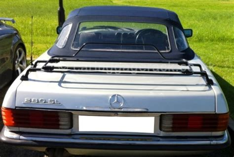 Mercedes Luggage by Mercedes Sl Luggage Boot Racks All Models Since 1956