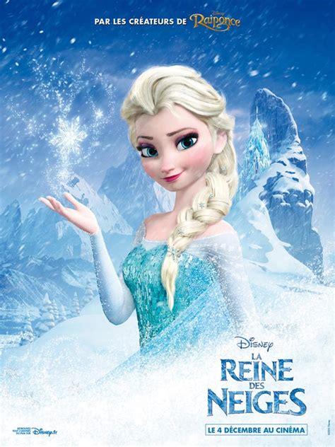 affiches et pochettes la reine des neiges de chris buck