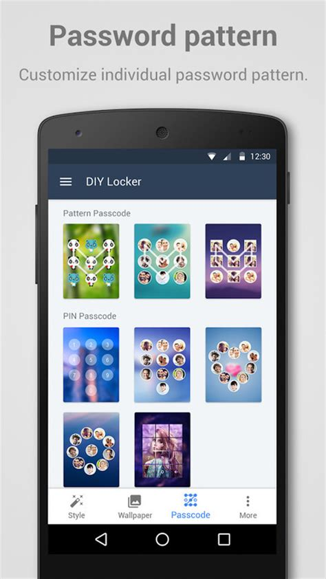 photo locker apk diy locker diy photo apk free android app appraw