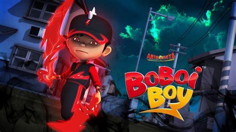 film misteri boboiboy api hitam boboiboy wallpapers wallpaper cave