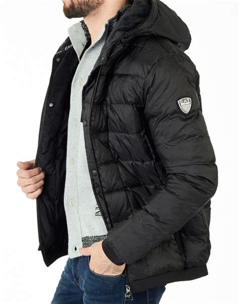 Jas Emporio Armani armani ea7 jas mount jkts m black