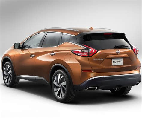 2017 Nissan Murano Release Date Redesign And Specs