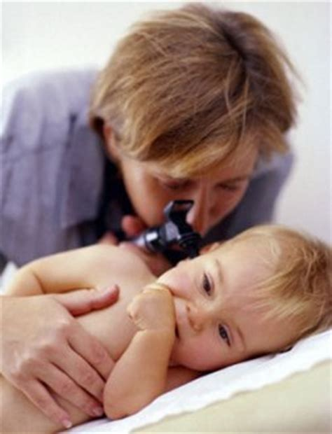 how to tell if has ear infection do you the condition of ear infection in your baby newborn baby zone