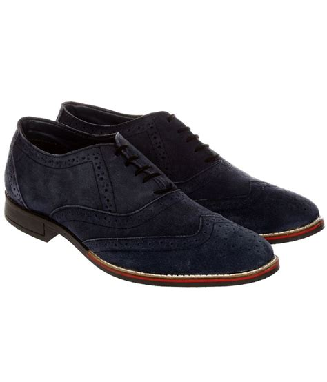 buy catbird blue formal shoes for snapdeal