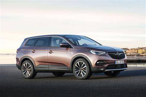 Opel Zafira 2019 by Scoop Een Grote Opel Suv Voor 2019 Vroom Be