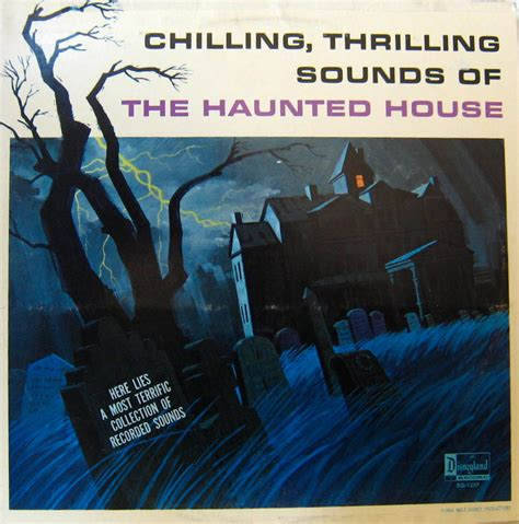 chilling thrilling sounds of the haunted house chilling thrilling sounds of the haunted house vindicated vinyl
