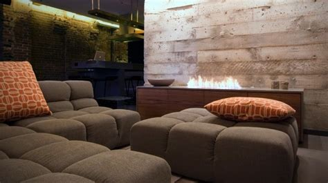 Comfortable Apartment Sofa by Ultimate Bachelor Pad Redux