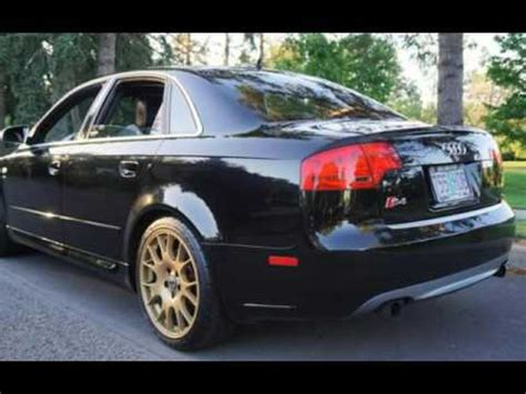2006 audi s4 wheels 2006 audi s4 quattro 6 speed manual bbs wheels for sale