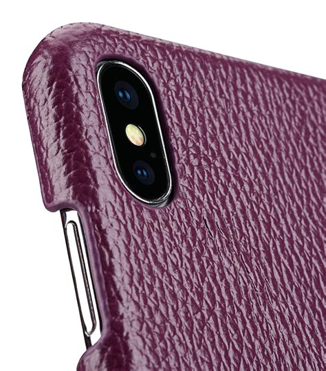 premium leather snap cover for apple iphone xs max 6 5 quot