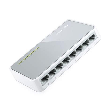 Harga Tp Link Switch Hub 8 Port Tl Sf1008d jual tp link tl sf1008d 8 port desktop switch 10 100mbps