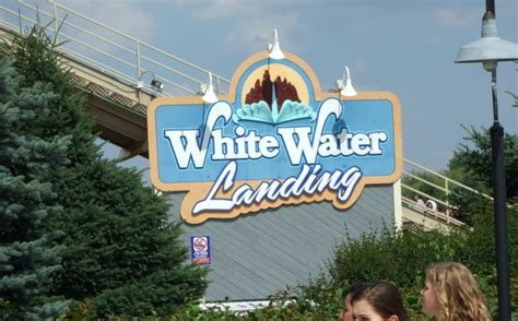 white water landings books dorney park wildwater kingdom white water landing