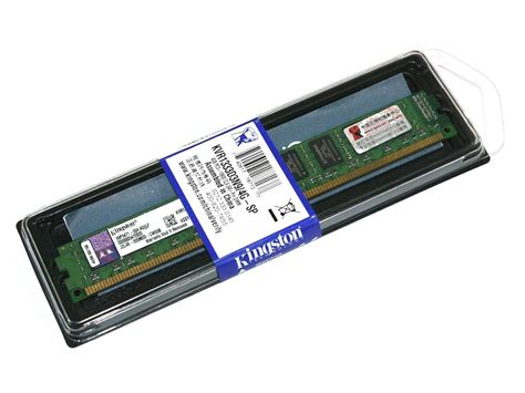 4 gb of ram codemand 2 x 4gb ddr3 13333mhz kingston pc ram