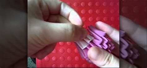 origami techniques tutorial how to make a little paper piglet using 3 d origami
