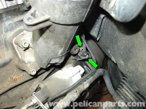 mercedes w210 crankshaft position sensor replacement